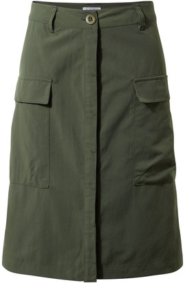 Craghoppers Women's Noslife Miro Skirt