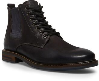 Steve Madden Ballot Plain Toe Boot