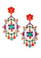 Kate Spade Women's Garden Statement Earrings