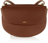 A.P.C. Hazel Geneve Leather Crossbody Bag