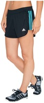 adidas 3-Stripes Knit Shorts Women's Shorts