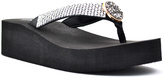 Grazie Black Galant Platform Sandal