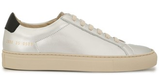 Common Projects Metallic Sheen Sneakers