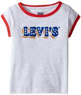 Levi's Girl's T Shirt