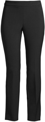 Donna Karan Straight-Leg Trousers
