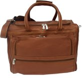 Piel Leather Traveler Computer Carry-All Bag in
