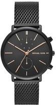 Michael Kors Women's Jaryn Chronograph Bracelet Watch, 42Mm