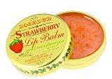 Rosebud Perfume Co. Lip Balm-Strawberry, 2 pack