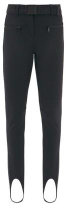 Goldbergh Paris Stirrup-cuff Ski Trousers - Black
