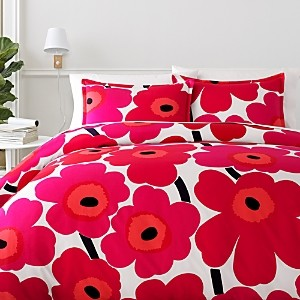 Marimekko Unikko Comforter Set, Full/Queen
