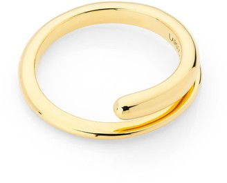 Larsson & Jennings Gold Tove Ring