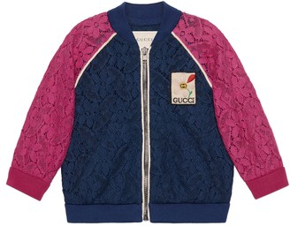 Gucci Baby lace jacket
