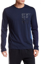 HUGO BOSS Togn Modern Fit Long Sleeve Tee