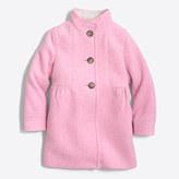 J.Crew Factory Girls' wool dress jacket