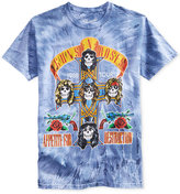 New World Men's Guns N Roses Graphic-Print T-Shirt