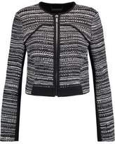 Diane von Furstenberg Caity Embroidered Cotton-Blend Jacket