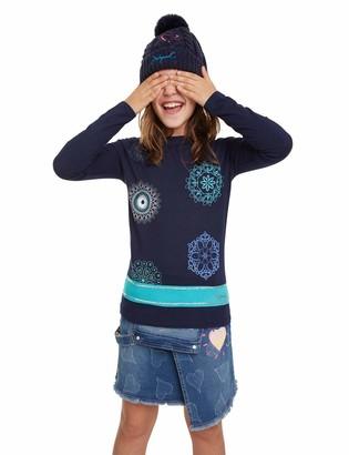 Desigual Girls RHODEISLAND Longsleeve T-Shirt