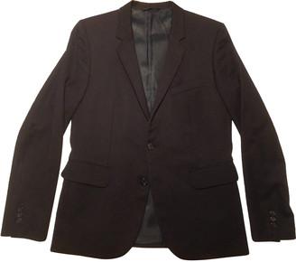 Bless Black Wool Jackets