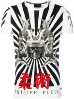 Philipp Plein skull print T-shirt - men - Cotton - S
