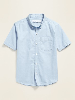 Old Navy Uniform Oxford Stretch Shirt for Boys