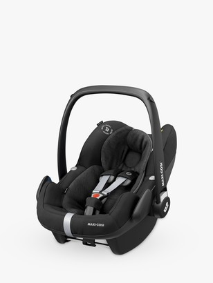 Maxi-Cosi Pebble Pro i-Size Baby Car Seat, Essential Black