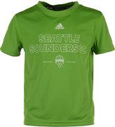 adidas Little Boys' Seattle Sounders FC Club Authentic T-Shirt