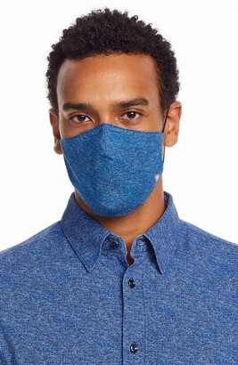 Brooklyn Brigade Twill Assorted 2-Pack Adult Adjustable Contoured Cotton Face Masks