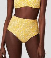 LOFT Beach Reversible Bikini Bottom