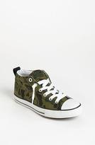 Converse Chuck Taylor® 'Street Mid Cab' Slip-On Sneaker (Walker, Toddler, Little Kid & Big Kid)