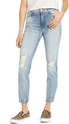 STS Blue STS Caroline High Waist Straight Leg Jeans