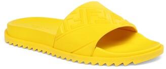 Fendi FF Slide Sandal