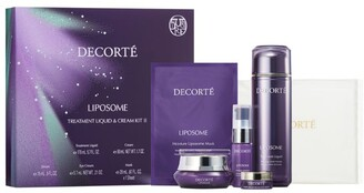 Decorté Liposome Treatment Liquid And Cream Kit