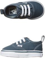 Vans Tots Authentic V Lace Shoe Blue