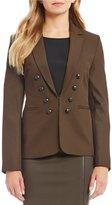 Antonio Melani McCarthy Classic Twill Blazer
