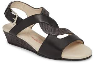Amalfi by Rangoni Morosa Wedge Sandal