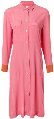Paul Smith mid-length shirt dress