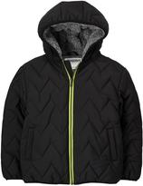 Gymboree Chevron Puffer Jacket