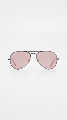 Ray-Ban RB3025 Classic Aviator Evolve Sunglasses
