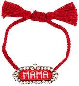 Shourouk 'Mama' beaded bracelet