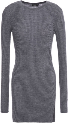 Joseph Ribbed Merino Wool Tunic
