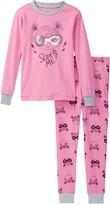 Petit Lem Super Me! Pajama Set (Toddler & Little Girls)