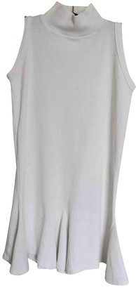 Chantal Thomass White Cotton Dress for Women