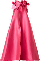 Alexis Mabille bow bell gown