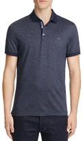 Michael Kors Jacquard Regular Fit Polo Shirt