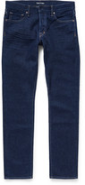 Tom Ford - Washed-denim Jeans