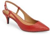Calvin Klein Women's 'Patsi' Slingback Pointy Toe Pump