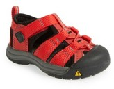 Keen Toddler 'Newport H2' Water Friendly Sandal