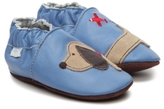 Robeez Dachshund Boys Infant & Toddler Slip-On Crib Shoe