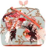 Jamin Puech embellished bag - women - Silk/Leather/Viscose - One Size