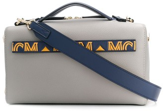 MCM Top Handle Tote
